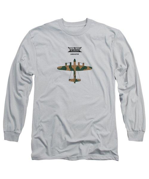 The Lancaster Long Sleeve T-Shirt by Mark Rogan