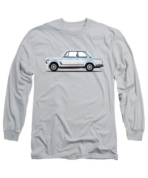 Bmw 2002 Turbo Long Sleeve T-Shirt by Mark Rogan