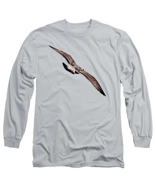 Freedom Long Sleeve T-Shirt by Gill Billington