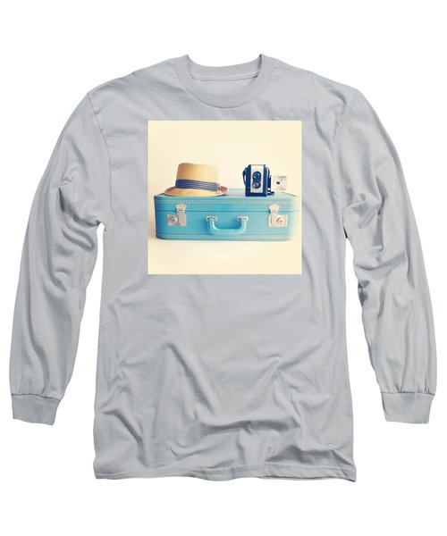 On The Road Long Sleeve T-Shirt by Colleen VT