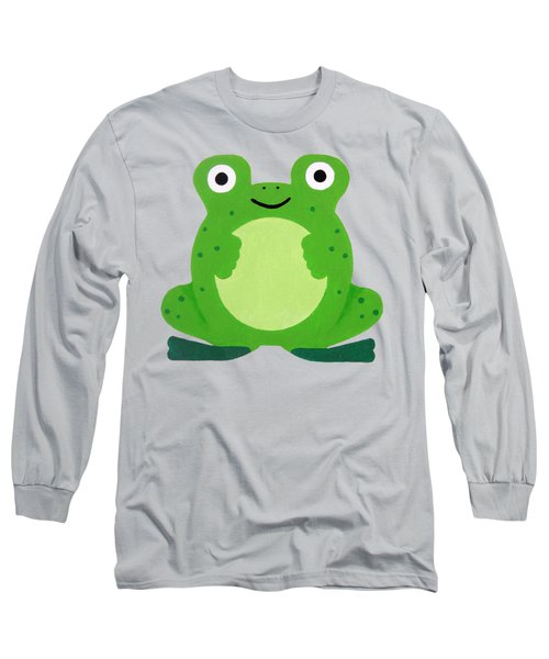 Tfrogle Long Sleeve T-Shirt by Oliver Johnston