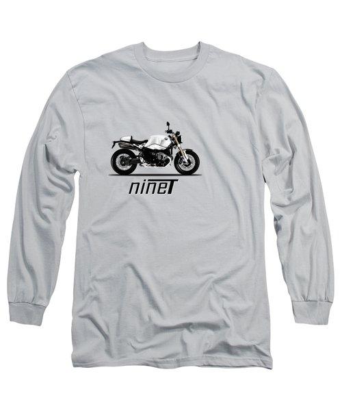 The R Nine T Long Sleeve T-Shirt by Mark Rogan