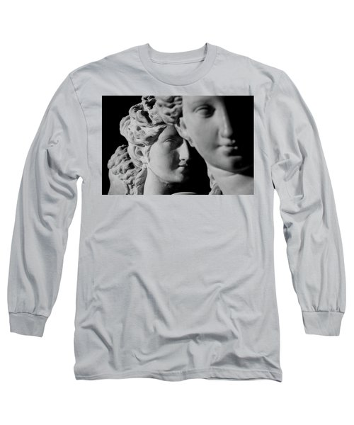 The Three Graces Long Sleeve T-Shirt by Roman School