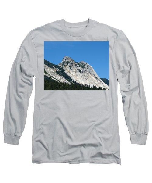 Yak Peak Long Sleeve T-Shirt by Will Borden