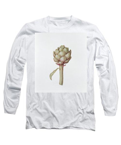 Artichoke Long Sleeve T-Shirt by Diana Everett