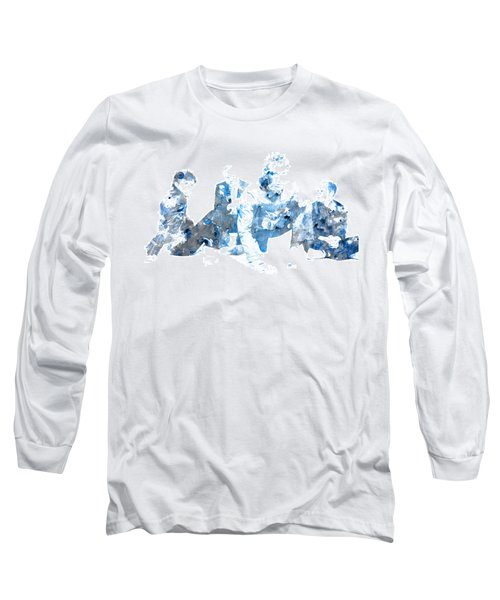 Coldplay Long Sleeve T-Shirt by Brian Reaves