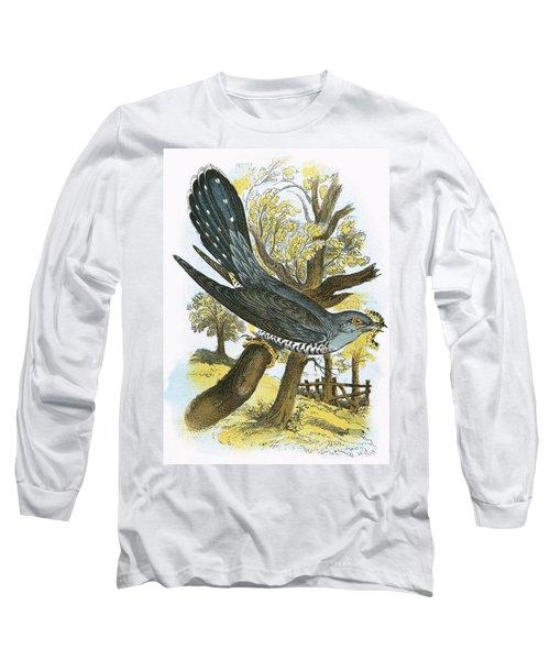 Cuckoo Long Sleeve T-Shirt by English School