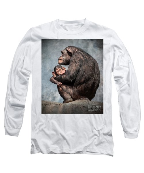 I'm All Ears Long Sleeve T-Shirt by Jamie Pham