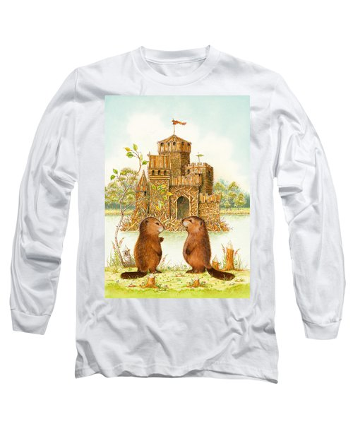 Mclodge Long Sleeve T-Shirt by Lynn Bywaters