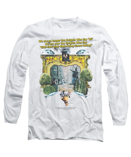 Monty Python - Knights Of Ni Long Sleeve T-Shirt by Brand A