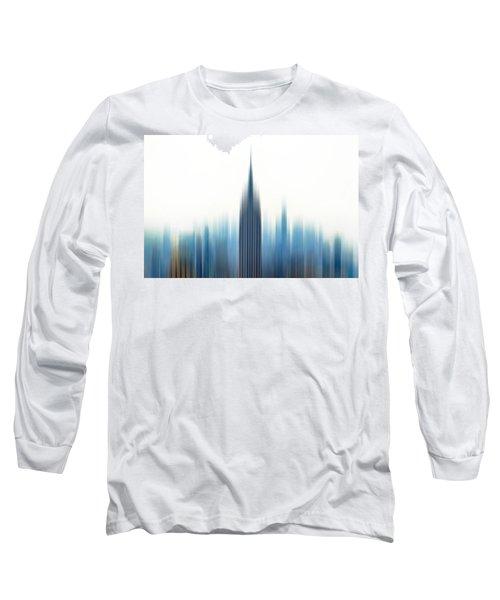 Moving An Empire Long Sleeve T-Shirt by Az Jackson