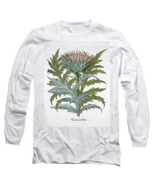 The Cardoon, From The Hortus Long Sleeve T-Shirt by German School