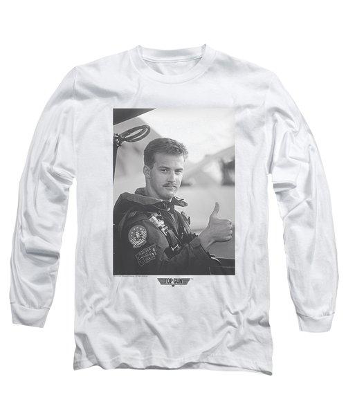 Top Gun - My Wingman Long Sleeve T-Shirt by Brand A