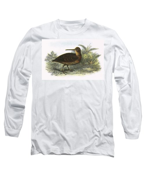 Woodcock Long Sleeve T-Shirt by English School