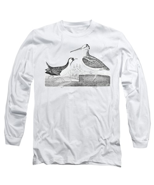 American Ornithology Long Sleeve T-Shirt by Granger