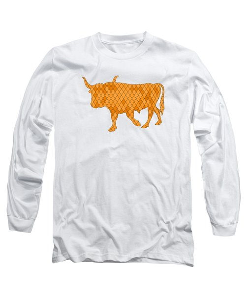 Aurochs Long Sleeve T-Shirt by Mordax Furittus