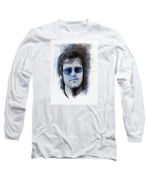 Madman Across The Water Long Sleeve T-Shirt by William Walts