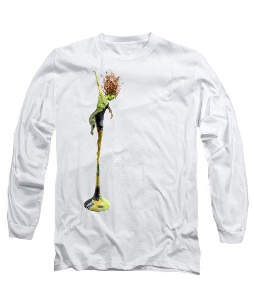 Spread Wings Long Sleeve T-Shirt by Adam Long