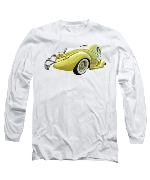1935 Ford Coupe Long Sleeve T-Shirt by Gill Billington