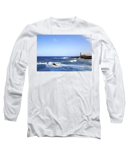 Tenerife - Garachico  Long Sleeve T-Shirt by Joana Kruse