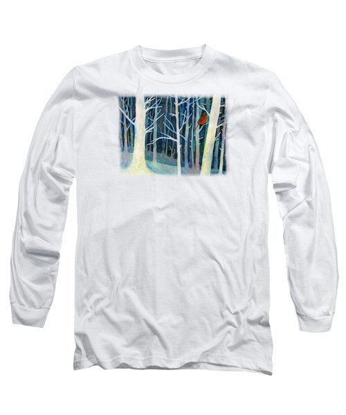 Quiet Moment Long Sleeve T-Shirt by Hailey E Herrera
