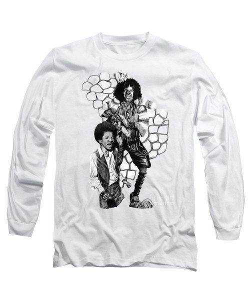 Michael Long Sleeve T-Shirt by Terri Meredith