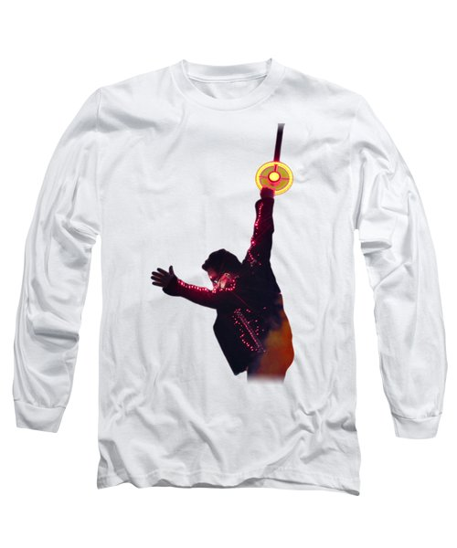 Bono - Light Long Sleeve T-Shirt by Clad63