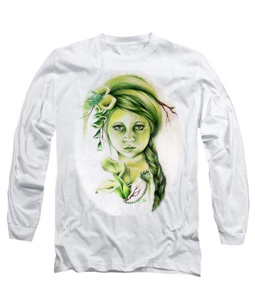 Cala Long Sleeve T-Shirt by Sheena Pike