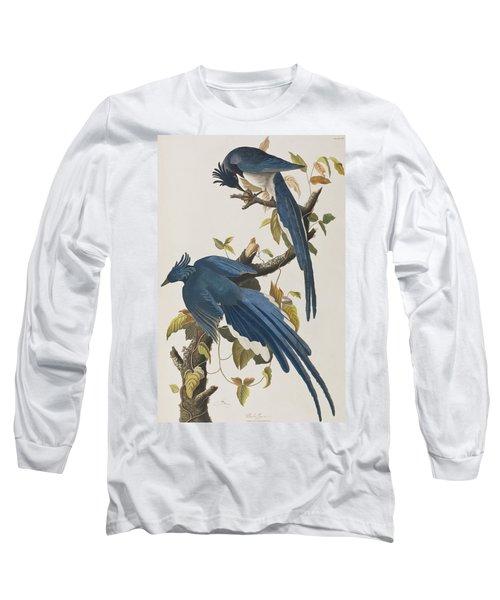 Columbia Jay Long Sleeve T-Shirt by John James Audubon