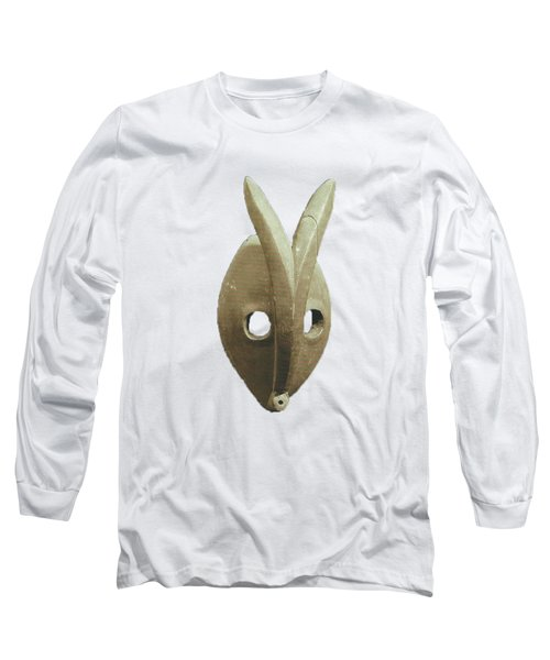 Delta 1 Long Sleeve T-Shirt by Chinazor Onianwah