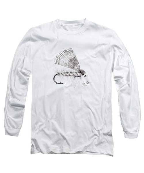 Dry Fly Long Sleeve T-Shirt by Jay Talbot