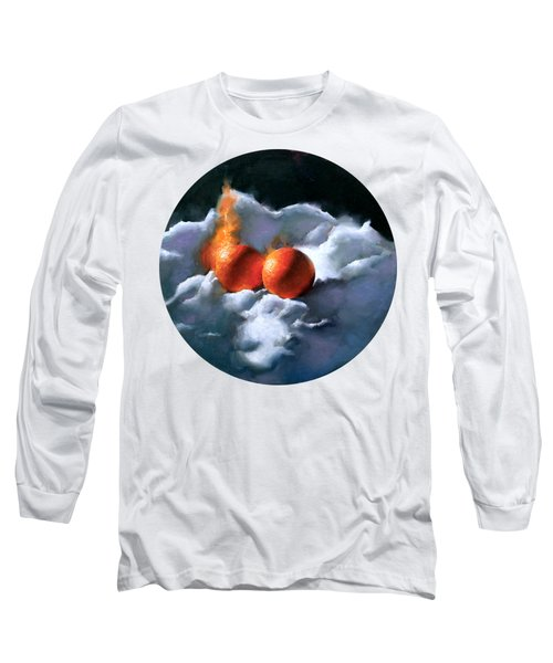 Empyral Long Sleeve T-Shirt by Kai Lun Qu
