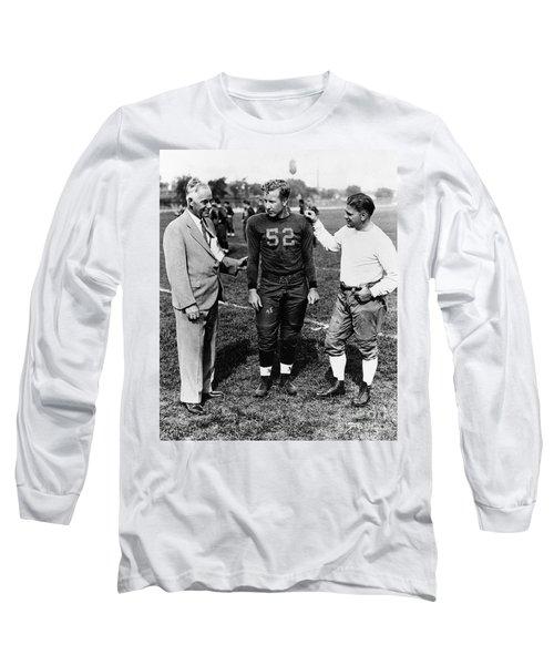 Fielding Yost (1871-1946) Long Sleeve T-Shirt by Granger