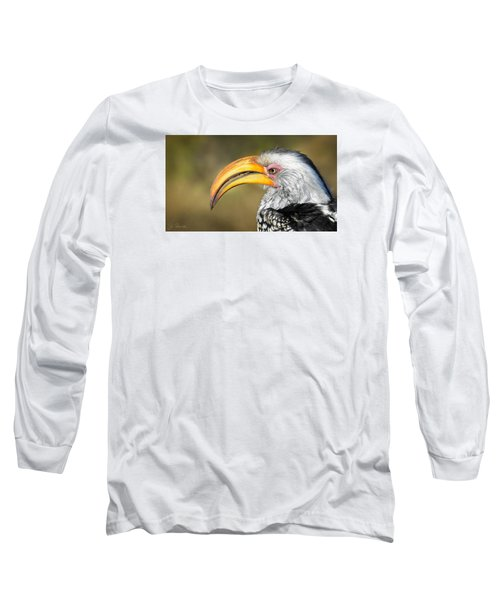 Flying Banana Long Sleeve T-Shirt by Joe Bonita