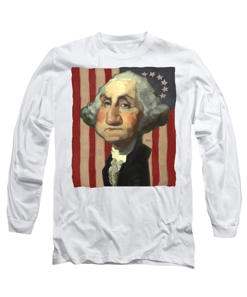 G Dub Long Sleeve T-Shirt by Noah Stokes
