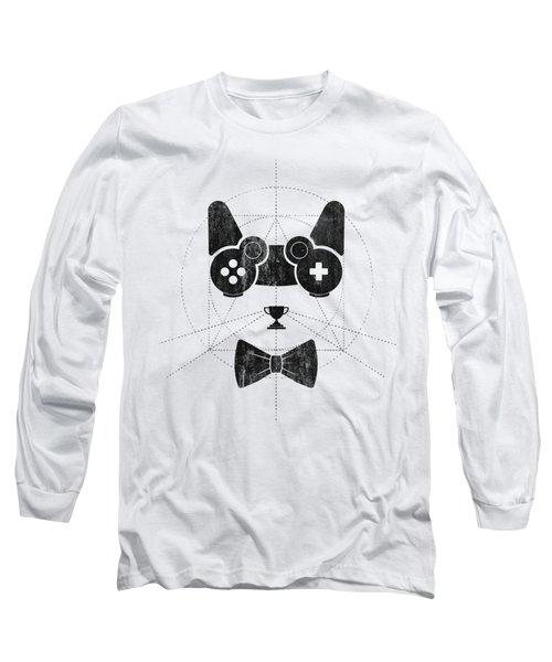 Gameow Long Sleeve T-Shirt by Mustafa Akgul