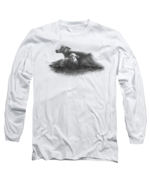 Harmony Long Sleeve T-Shirt by Elisa Sbingu