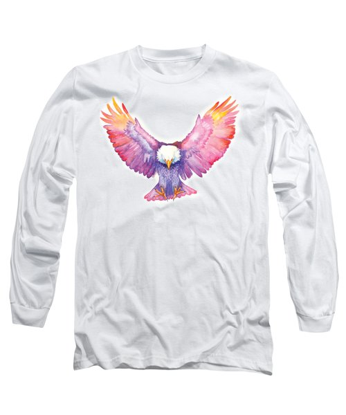 Healing Wings Long Sleeve T-Shirt by Cindy Elsharouni