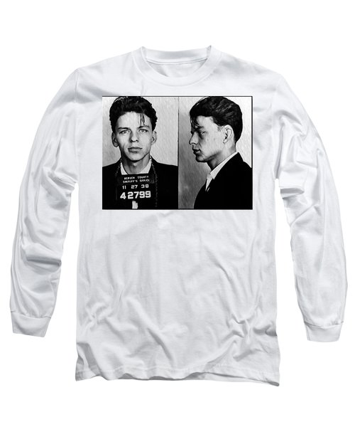 His Way Long Sleeve T-Shirt by Bill Cannon