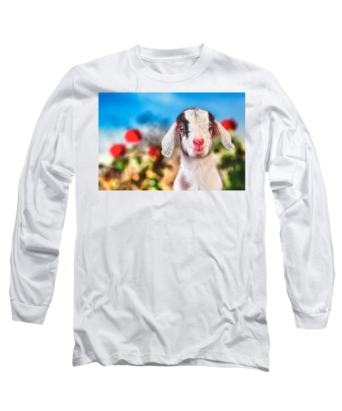 I'm In The Rose Garden Long Sleeve T-Shirt by TC Morgan