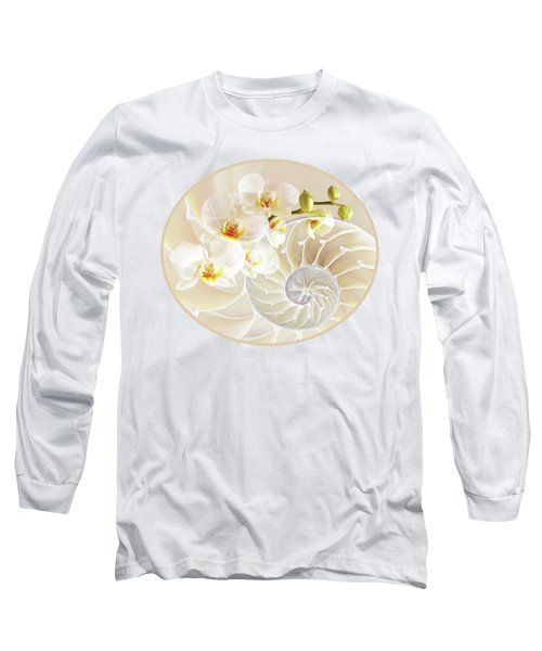 Intimate Fusion Long Sleeve T-Shirt by Gill Billington