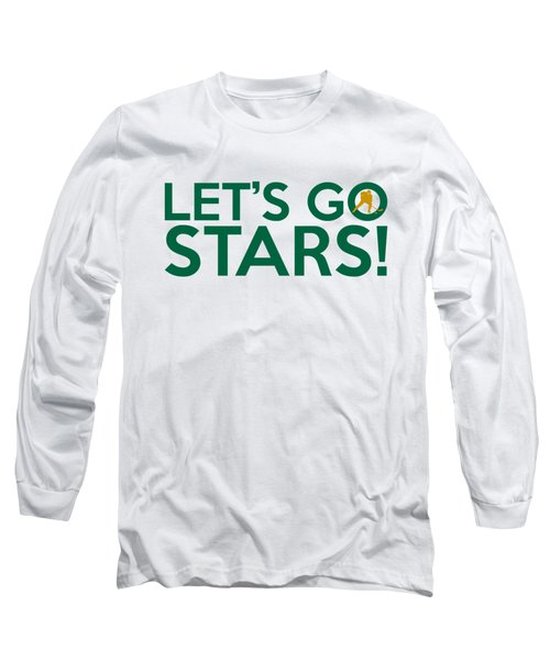 Let's Go Stars Long Sleeve T-Shirt by Florian Rodarte