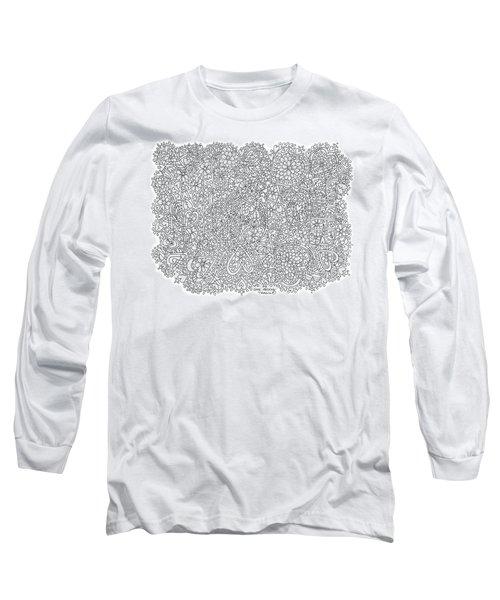 Love Moscow Long Sleeve T-Shirt by Tamara Kulish