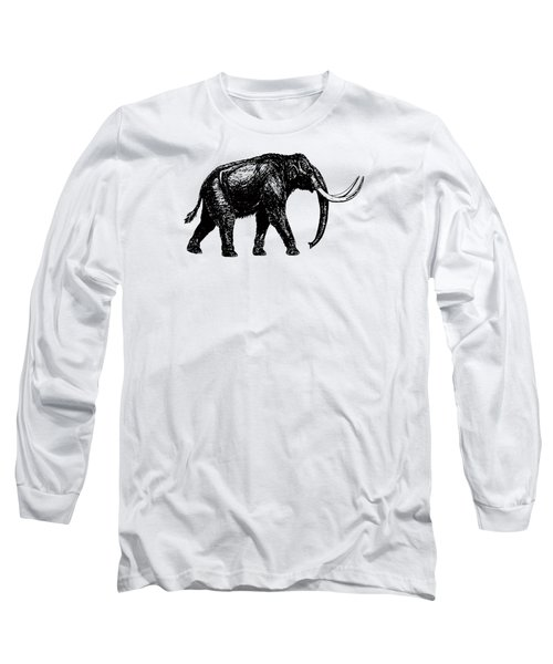 Mammoth Tee Long Sleeve T-Shirt by Edward Fielding