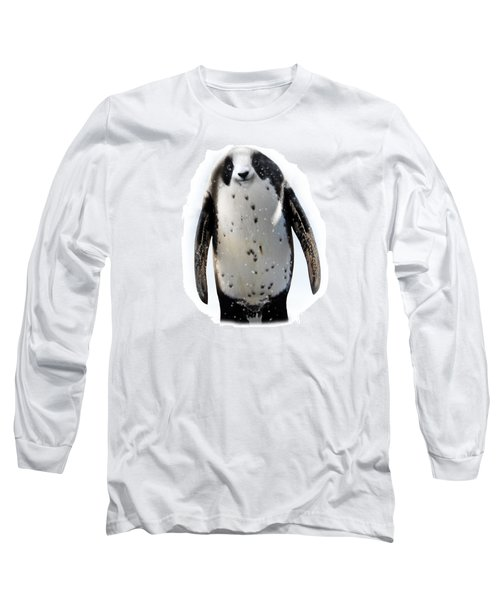 Panguin Long Sleeve T-Shirt by Gravityx9  Designs