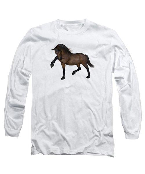 Paris Long Sleeve T-Shirt by Betsy Knapp