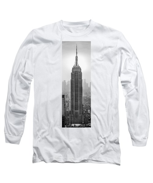 Pride Of An Empire Long Sleeve T-Shirt by Az Jackson