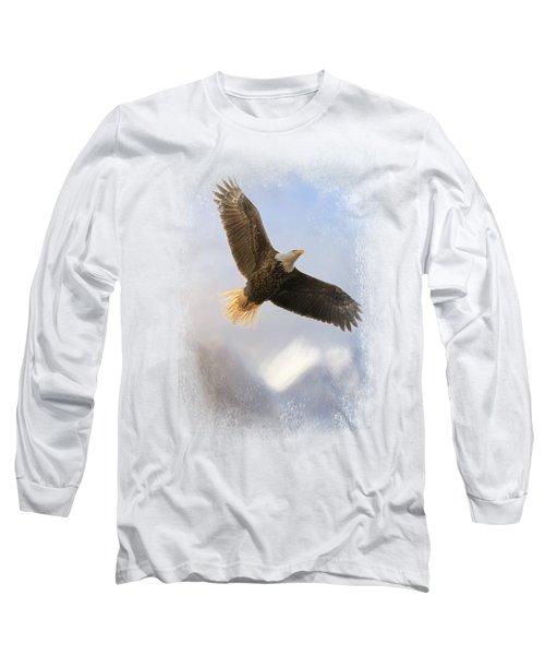 Rise Above Long Sleeve T-Shirt by Jai Johnson