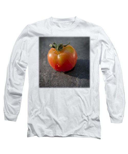 Sweet 100 T Long Sleeve T-Shirt by David Stone