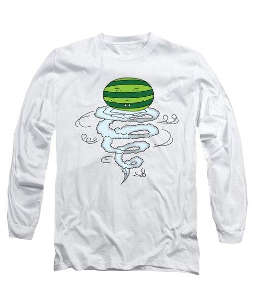 T H E . E L E M E L O N S ______________ A I R M E L O N Long Sleeve T-Shirt by H U M E A I M A R T